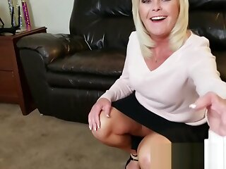 Aunt Paris LOVES just about FUCK Her Nephew