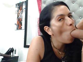Superb Latina Milf Takes a Hard Cock Doggystyle