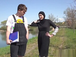 Arab second-rate anal sex 2020
