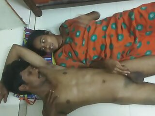 Indian desi super cute sister making love