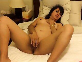 Sexy Punjabi Wife Lying Naked