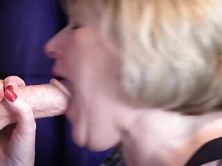 Cum in mouth practice. Practice makes totalitarian in taking a mouthful of Cum!