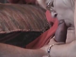 Horny Grandma not far from glasses uncompromisingly accurate blowjob