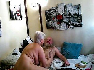 AimeeParadise in Bearded Dad Fucks An Adorable Milf Hard!