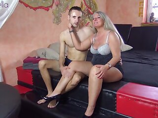 His first-ever mummy! barely legal yr elderly youthfull pipe humped me small-minded condom!