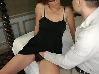 French Amateur Nearby A Paris Hotel Sensual And Erotic Caressing/fingering Licking Nearby Front Of Cam