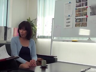 Japanese mature wife cheats in the sky her husband with his best friend