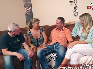 German of age housewife swinger orgy